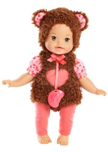 Little Mommy Drees Up Cutie Bear