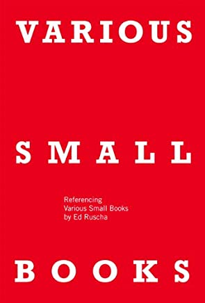 Various Small Books: Referencing Various Small Books by Ed Ruscha