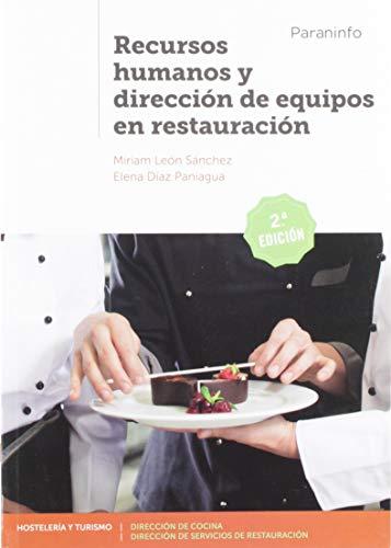Recursos humanos y dirección de equipos en restauración 2.ª edición