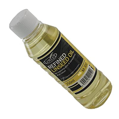 loxley linseed oil 250 ml