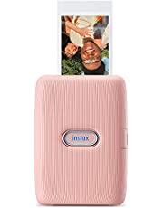 Fujifilm Mini Link Smartphone Printer (Dusky Pink)
