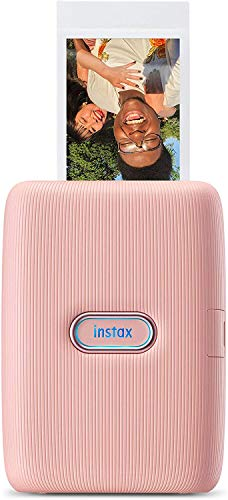 Instax Link smartphone printer, roze (dusty pink)