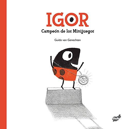 Igor: Campeón de los Minijuegos (Trampantojo)