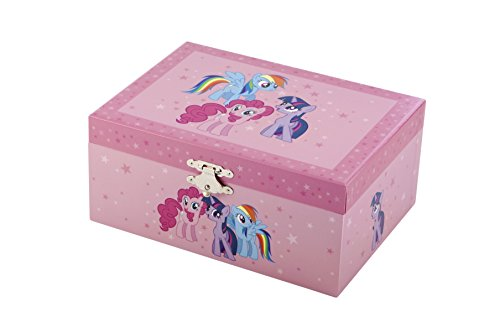 Trousselier Large Music Box My Little Pony Rainbow Dash
