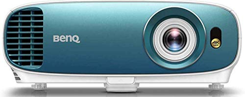 BenQ TK800M 4K UHD Home Theater Projector with HDR and HLG | 3000 Lumens for Ambient Lighting | 96% Rec. 709 for Accurate Colors | Keystone for Easy Setup (Renewed)
