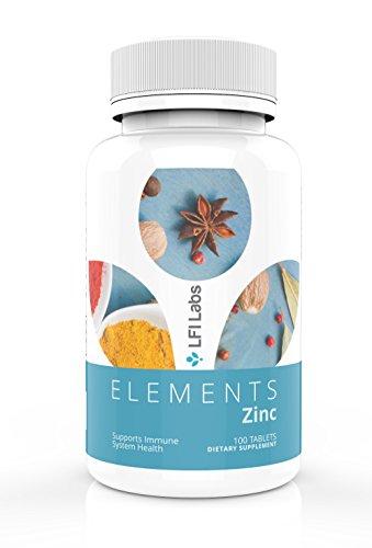 Zinc Citrate 50mg, 100 High-Potency…