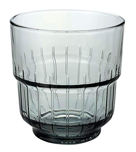 LinQ rocas vasos 9.25oz/260ml–caso de 12–Duratuff Libbey cóctel vasos–vasos de Whisky