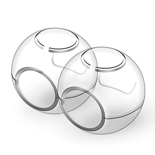 Dyda6 - Carcasa Protectora para Nintendo Switch Poke Ball Plus Controller, antiarañazos,...