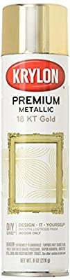 Krylon K01000A07 Premium Metallic Spray Paint