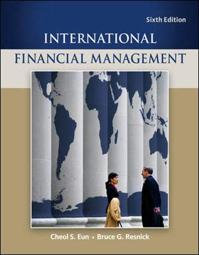 International Financial Management (Mcgraw-hill/Irwin...