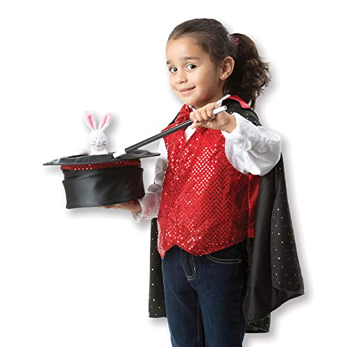 Melissa & Doug Magician Role Play Costume Set