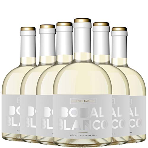 Bodegas Vicente Gand¨¹ A Vicente Gand¨ ¦ A Bobal Weißwein 2019 6 Flaschen 50 ml