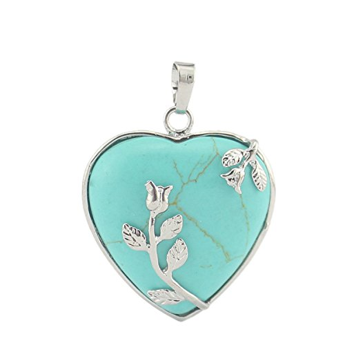 Aitou 18 K chapado en oro del amor del corazón de la agenda de anillos para las mujeres