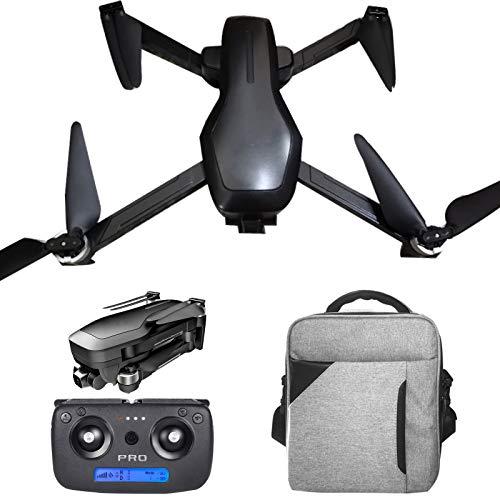 DRONE 4K con cámara para niños para adultos fáciles para principiantes con 20 minutos Tiempo de vuelo Motor sin escobillas Transmisión FPV de 5 GHz 50x Zoom AUTOMO AUTOMÁTICO AUTOMÁTICO HOME SOURME Y