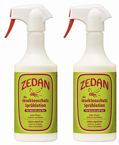 2 x ZEDAN SP Die Insektenschutz 750