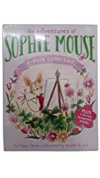 The Adventures of Sophie Mouse 8 book collection by Poppy Green
