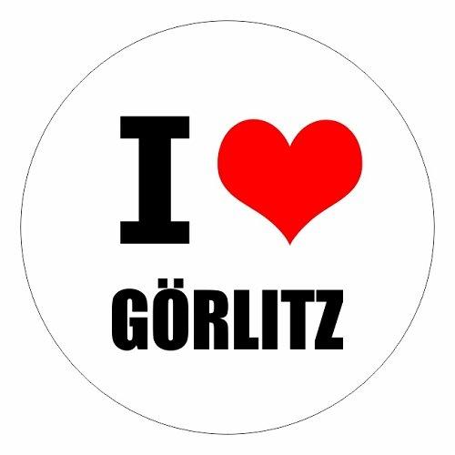 I love Görlitz in zwei Größen erhältlich Aufkleber mehrfarbig JDM Decal Sticker Racing