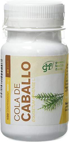 Ghf Cola de Caballo, 100 comprimidos 500 mg