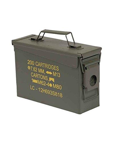 Mil-Tec US Ammo Box Steel m19a1 Cal.30