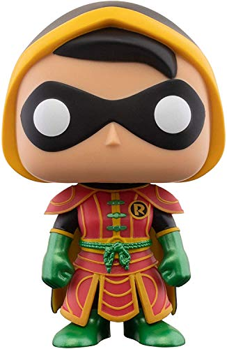 Funko Pop! DC Comic Imperial Palace Robin Chase Figure - Hooded