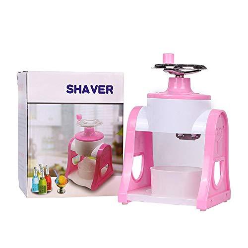 Handkurbel EIS-Crusher, Mini-Hand Rasierte Eismaschine, Ist Klein Smoothie Maschine Verwendet, Um Wassermelone Smoothies, Rasiert EIS, Cocktails, Weinfässer Und Fischplatten Zu Machen
