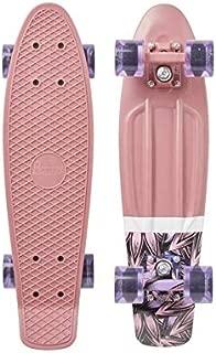 """Penny Skateboard(ペニースケートボード) PENNY GRAPHICS COMPLETE 22"""" 0PGR3 BROAD LEAF 全長22インチ(約56cm)、幅約15cm"""