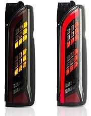 VLAND 流れるウインカー 200系 1型-6型対応 ハイエース レジアスエース テールランプ 標準/ワイド (シーケンシャルテールランプ)