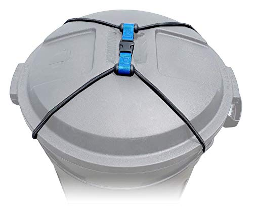 Doggy Dare Trash Can Lock - fits 33 Gallon Trash cans