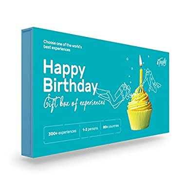 Happy Birthday - Tinggly Gift Voucher / Gift Card in a Gift Box