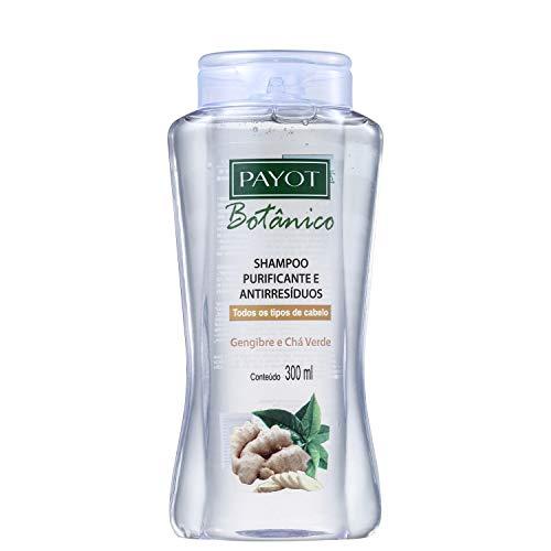Shampoo Botânico Purificante Anti-Resíduo, PAYOT, Transparente