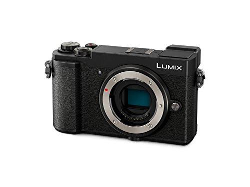 Panasonic LUMIX DC-GX9EB-K Compact System Camera - Body Only - Black