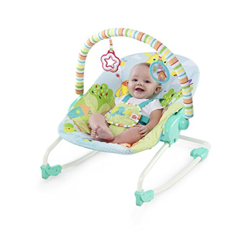 Bright Starts - Snuggle Jungle - Hamaca para bebé
