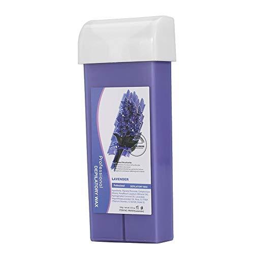 Uxsiya Roller Warmer Waxing Heater Körperhaarentferner Waxing Enthaarungswachs für Männer für Körperhaarentferner für(Lavender)
