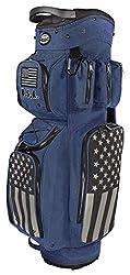 Hot-Z Golf Active Duty Cart Bag USA/Patriot