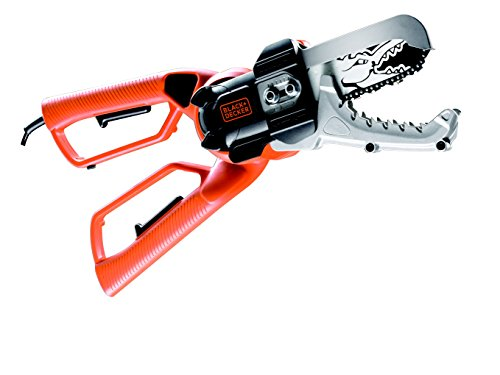 Black+Decker GK1000-QS GK1000, 550 W, Schwarz, Orange