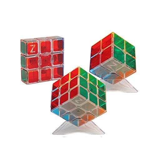 RENFEIYUAN Juego de manadas MA 3 de 3x2 3x3 1x3x3 3D Juguete...