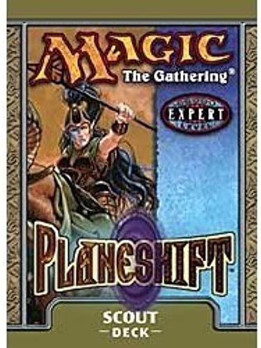 Felices compras Magic the Gathering MTG Planeshift Planeshift Planeshift Scout Theme Deck by Magic  the Gathering  ¡No dudes! ¡Compra ahora!