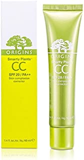 Origins Smarty Plants CC SPF 20 Skin Complexion Corrector - 01 Light to Medium 1.4 oz (BNIB)