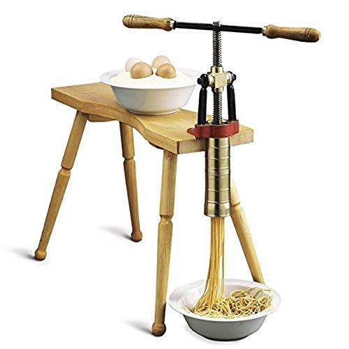 Torchio Bigolaro Hand Press Pasta Maker