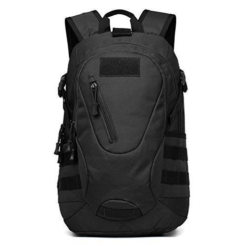 EDCR Men Backpack Waterproof Back Pack Backpacks Male Nylon bags Travel bag -Blue_Color