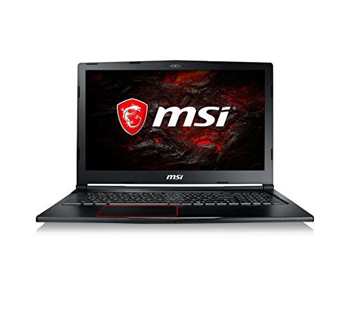 "MSI Raider GE63VR 7RF-227XES - Ordenador portátil de 15.6"" FHD 120 Hz (Intel Core i7-7700HQ, 16GB RAM , 1TB HDD + 512GB SSD, Nvidia GeForce GTX 1070 de 8GB, sin sistema operativo) Negro"