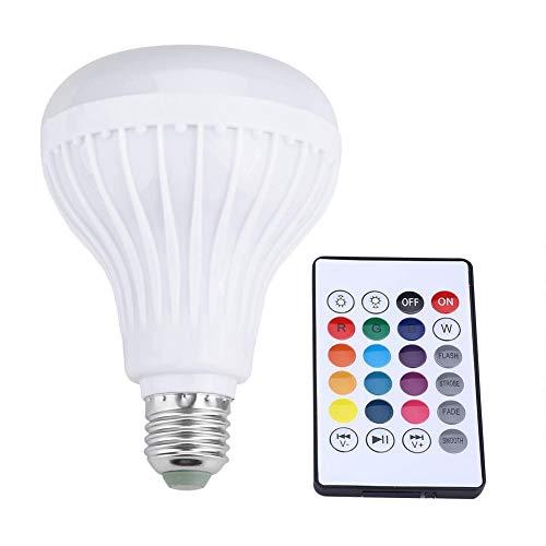 Broco Draadloze Bluetooth Luidspreker Lamp Licht 12 W LED RGB Smart Muziek Spelen Lamp Afstandsbediening