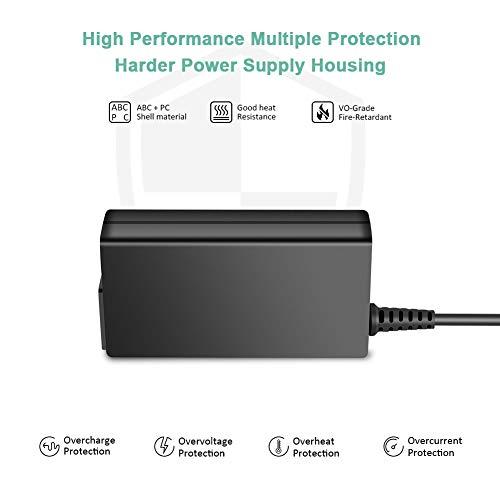 TÜV GS 20V 65W Laptop Netzteil Ladegerät Ladekabel AC Adapter für Lenovo Thinkpad X201 X201s X301 T400 T400s T410 T410i T400s T420 T420s T410s T500 T510 T510i R400 R500, P/N. Lenovo 40Y7700 40Y7703