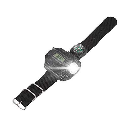Reloj Con Linterna