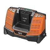 AEG – BL1418 4932464542 – Chargeur de batterie 14 à 18V – Avec indicateur de niveau de charge – Pour batterie Pro Li-ion