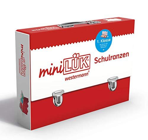 miniLÜK-Sets / miniLÜK-Set: Kasten + Übungsheft/e / 1. Klasse: miniLÜK-Schulranzen (miniLÜK-Sets: Kasten + Übungsheft/e)