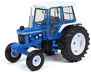 Down On the Farm 1/64 1984 Ford 5610, Blue & Black with Cab, Series 2 48020-C