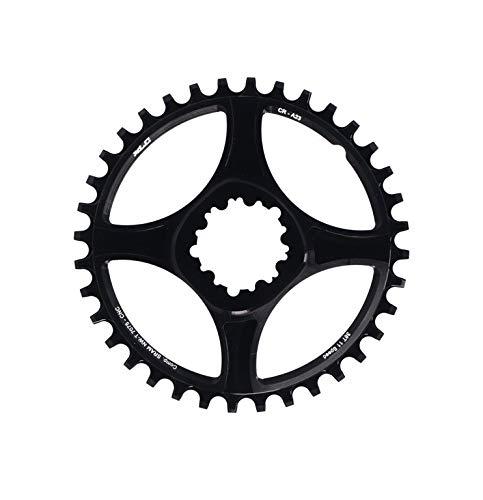 MASE Sports GXP Direct Mount CR-A23 - Plato para bicicleta de montaña (40 dientes), color negro