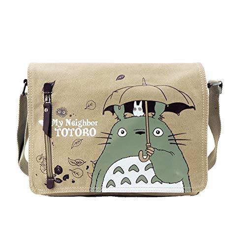 Innturt Anime Classic Messenger Bag Shoulder Bag Satchel Size: L