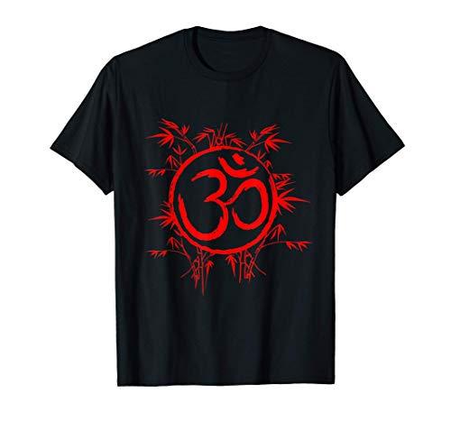 Om Ohm Aum Symbol Spiritual Yoga Gift Camiseta